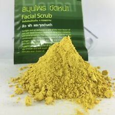 Facial Scrub Supaporn Herb with rough face Acne,Dark spots,Pimples,Dirty
