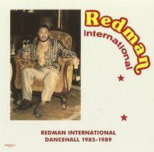 REDMAN INTERNATIONAL DANCEHALL 1985-1989   CD NEW+