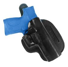 Cuero Cross draw holster s&w m&p 9c SW mp9c mp 9c Smith and Wesson Compact