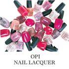 OPI Nail Lacquer - Classic Couleurs - 15ml - (Couleurs A-J) - Vernis à Ongles