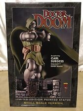 "MARVEL BOWEN DESIGNS "" DOCTOR DOOM  "" LIMITED EDITION F.S. STATUE # 1323 -4000"