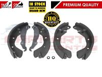FOR CORSA C 2000-2006 REAR BRAKE HAND BRAKE SHOES FOR NON ABS MODELS