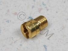 NEW K&L MIKUNI CARBURETOR N102/221 SMALL ROUND MAIN JET #137.5 M-18-4731