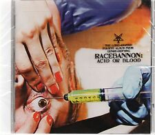 Racebannon - Acid or Blood (brand new CD 2008)