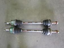 JDM Mazda RX7 FD3S 13B Twin Turbo Rear OEM Differential CV Joints Axles 92-02