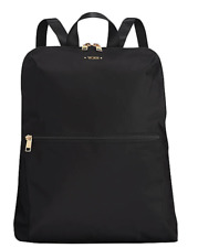 NEW Tumi Voyageur Just In Case Travel BACKPACK Add a Bag Nylon  Black
