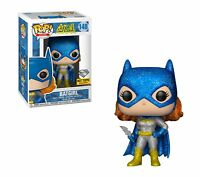 Diamond Collection Batgirl Glitter Hot Topic Exclusive POP VINYL FUNKO
