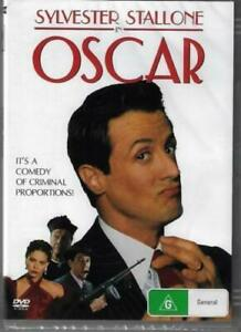 Oscar DVD Sylvester Stallone New and Sealed Australia