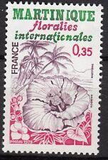 FRANCE TIMBRE NEUF  N° 2035 **  FLORALIES INTERNATIONALES DE LA MARTINIQUE