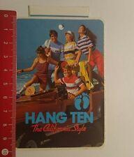 ADESIVI/Sticker: Hang Ten the California Style (150117180)