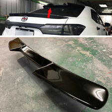 Unpainted For Toyota Corolla Altis 11th 11.5th HIGH KICKS V Roof Spoiler 2015