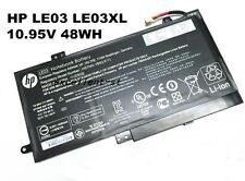 New Genuine LE03 LE03XL Battery For HP ENVY x360 M6-W102Dx M6-W 10.95V 48WH