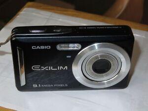 CASIO EX-Z22  Digital Camara - Negro
