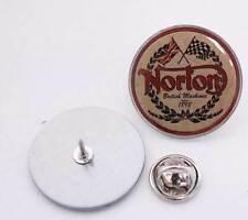NORTON MOTORRAD PIN (PW127)