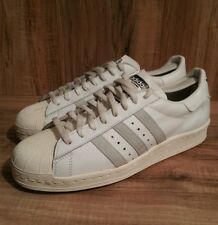 RARE🔥🔥vtg  adidas  sneakers made in france 80's superstars deadstock new sz 9