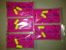 """5 Custom Hand Tied Pier/Surf Fishing Rigs (""""Pink Package"""")"""