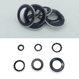 30PCS Air Conditioning Compressor Gaskets Seals Fit for R134a Repair Box Kit
