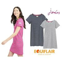 Joules Riviera T-Shirt Dress with Short Sleeves - SS19