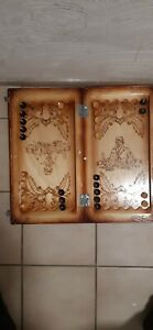 Backgammon Tavla Handgemacht 55×30cm