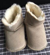 Unisex Bambino EMU Stivali Marrone, Taglia UK Bambini 3 (6-12) MON ottime condizioni.