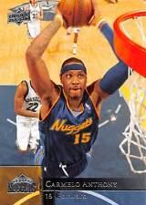2009 2010 Upper Deck #42 Carmelo Anthony   Denver Nuggets   Syracuse