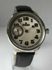 Bulova Watch Co. Cal.17AE Luxury Antique 1910's Vintage Wristwatch Men's Gift,
