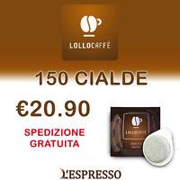 150 CIALDE LOLLO MISCELA CLASSICA CARTA ESE44