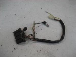 Suzuki Gn 400 Yr 81 Display Warnlampen Display Wiring Loom