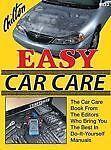 Chilton Books easy care care auto Repair Manual 8852