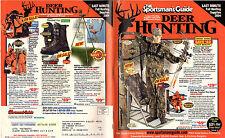 Sportsman's Guide Deer Hunting Catalog Fall 2004 Hunting Supplies & Gear