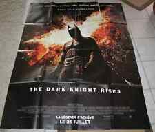 AFFICHE CINEMA 120x160 2008 BATMAN DARK KNIGHT C Bale H Ledger A Eckhart NEUVE 1