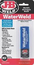 NEW JB WELD 8277 WATER WELD UNDERWATER REPAIR PUTTY EPOXY GLUE ADHESIVE 6745012