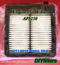 AF6150 Premium Engine Air Filter for 2011 2012 2013 2014 2015 CR-Z