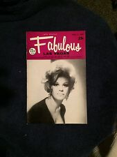 Fabulous Las Vegas Magazine Juliet Prowse Regina Carrol Line Renaud  4/5/1969
