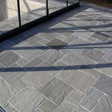 1 Musterstück GREY Sandstein Gehwegplatten in ca. 15x15 großer R.V. Naturstein