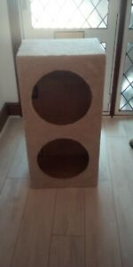 """sub-woofer box for 15"""" subs (DONT BID UNLESS SERIOUS, SICK OF TIME WASTERS )"""