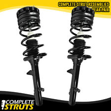 1994-07 Ford Taurus Rear Quick Complete Struts & Coil Springs w/ Mounts Pair x2