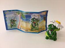 KINDER sorpresa Tartallegre giocattolo GIRASOLE cinese edizione limitata 2014 MEGA RARE