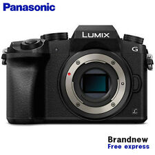New Panasonic DMC-G7 LUMIX Mirrorless 4K Video & 4K Camera *Body Only (Black)