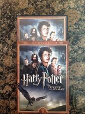 HARRY POTTER AND THE PRISONER OF AZKABAN  (2 DISC SPECIAL EDITION DVD)Authentic