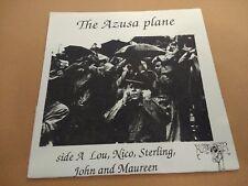 "THE ASUZA PLANE "" LOU NICO STERLING JOHN AND MAUREEN "" ALT ROCK 7"" SINGLE 1997"