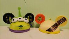 Disney Mickey Ears Toy Story Alien UP Wilderness Explorer Russell Ornament Set