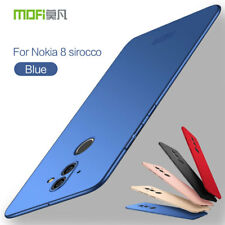 Mofi For Nokia 8 sirocco, Full Protection Hard PC Slim Skin Touch Case Cover