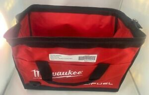 """Milwaukee 50-55-3560 Soft Side M18 FUEL Contractor Bag, 16"""" x 9.5"""" x 11"""""""