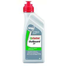 Castrol aceite Nautico Outboard (fueraborda) 2T 1ltr