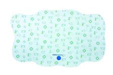 Bébé Confort Tapis de bain Antidérapant avec pastille thermosensible 70x45 cm -