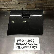 2000 Civic CARBON fiber Glove Box 96 97 98 99 00 JDM Password Kevlar