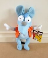 The Simpsons – Itchy 22cm Plush Soft Toy New With Tags