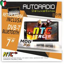 """AUTORADIO 7"""" NTC 2din Bluetooth AUX USB FORD FOCUS S-MAX C-MAX FIESTA MONDEO"""