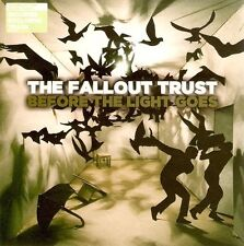 THE FALLOUT TRUST Before The Light Goes 7 Inch At Large FUG 009 2005 Clear Vinyl